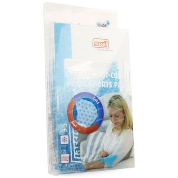 Sissel Hot-Cold Pearl Sports Pack Gelfüllung 1 st