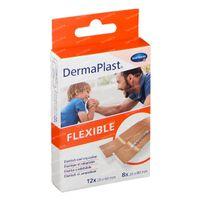 Hartmann Dermaplast Flexibel 2 Maten 5352400 20 st