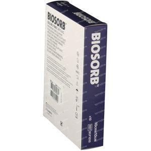 Biosorb Gel-Faserverband 10x10 cm BGF1010 10 st