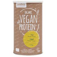 Purasana Vegan Proteïne Rijst Banaan-Lucuma Bio 400 g