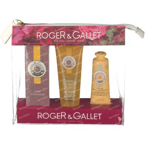 Roger & Gallet Summer To Go Bois d'Orange 30+50 ml