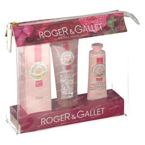 Roger & Gallet Summer To Go Rose 50+30 ml