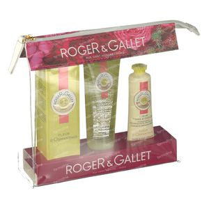 Roger Gallet Summer To Go Fleur D Osmanthus 50 30 Ml Hier Online