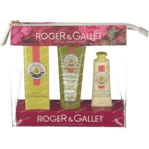 Roger & Gallet Summer To Go Fleur D'Osmanthus 50+30 ml