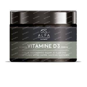 Alfa Vitamine D3 90 gélules souples