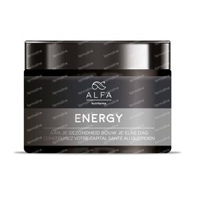 Alfa Energy 60 capsules