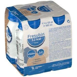 Fresubin 3.2KCAL Drink Nüße 4 x 125 ml