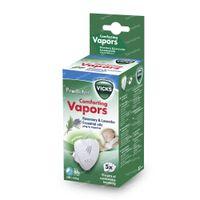 Vicks Diffuseur + Vapopads Romarijn/Lavande VH1700JUV-EMEA 1 st