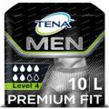 TENA Men Premium Fit Protective Underwear Level 4 Large 10 stuks