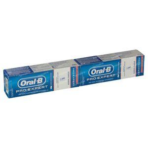 Oral B Dentifrice Pro Expert Strong Teeth 2ième À -50% 2x75 ml