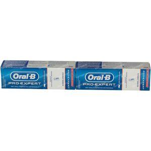 Oral B Tandpasta Pro Expert Strong Teeth 2de Aan -50% 2x75 ml