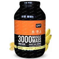 QNT 3000 Muscle Mass Banana 1.3 kg