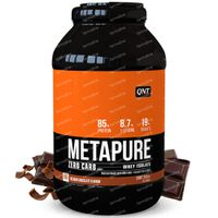 QNT Metapure Zero Carb Belgian Chocolate 2 kg
