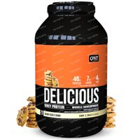 QNT Delicious Whey Protein Creamy Cookie 2.2 kg