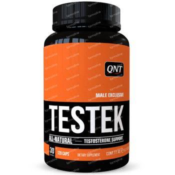 QNT Testek 120 capsules