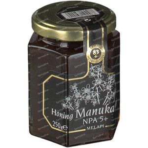 Melapi Honey Manuka NPA 5+ 250 g
