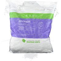 Marque V Absopads Cotton 8x10cm 200 st