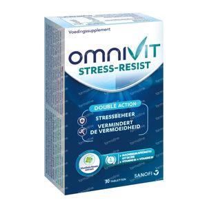 Omnivit Stress - Resist - Voor Stress 30 tabletten