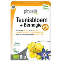 Physalis Teunisbloem + Bernagie Bio 60  capsules