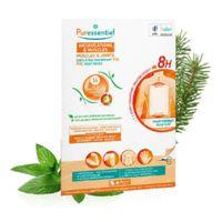Puressentiel Gelenke & Muskeln Wärmepflaster XXLarge 14 Ätherische Öle 1  pflaster transdermal
