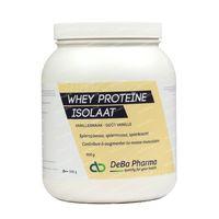 Deba Whey Proteine Isolaat Vanille 900 g