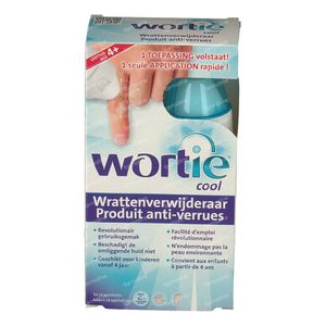 Wortie Anti-Warze Cool 4Years+ 50 ml