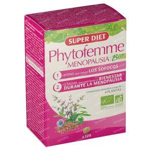 Super Diet Phytofemme Sage Menopause Bio 120 tablets