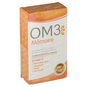 OM3 Gedächtnis 15+15 kapseln
