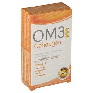 OM3 Memory 15+15 St Capsules