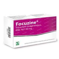 Focuzine 60  tabletten