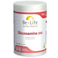 Be-Life Glucosamine 1500 mg 60  gélules souples