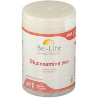Be-Life Glucosamin 1500 mg 60  softgels