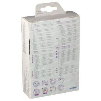 Avent Sterilisationstasche Mikrowelle Wiederverwendbar 5 st