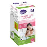 Unyque Maternity First Days Wipes 12 st