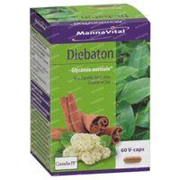 Mannavital Diebaton 60  capsules