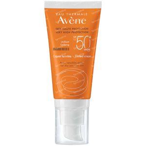 Avène Crème Solaire Teinté SPF50+ Nouvelle Formule 50 ml