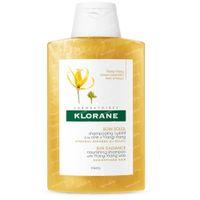 Klorane Sun Radiance Nourishing Shampoo with Ylang-Ylang Wax 200 ml