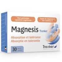 Trenker Magnesis 30  kapseln