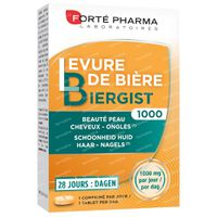 Forté Pharma Bierhefe 1000 28  tabletten