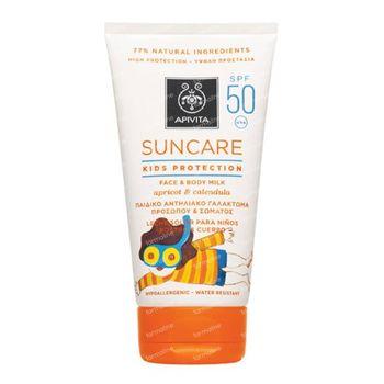Apivita Sun Kids Protection Lait Solaire Visage & Corps 150 ml