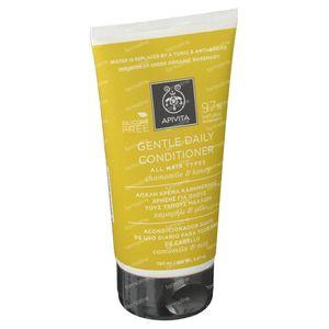Apivita Zachte Conditioner Voor Alle Haartypen 150 ml tube