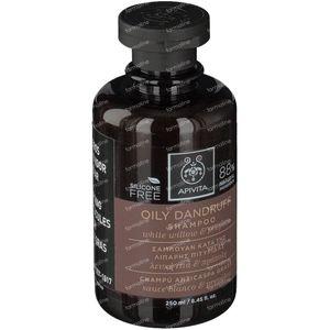 Apivita Anti-Schuppen-Shampoo Für Fettiges Haar 250 ml