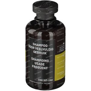 Apivita Shampoo For Frequent Use 250 ml bottle