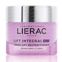 Lierac Lift Intégral Crème Nuit 50 ml