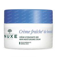 Nuxe Crème Fraîche de Beauté 48h Crème Hydratante 48h 50 ml