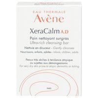 Avène XeraCalm A.D Pain Nettoyant Surgras 100 g