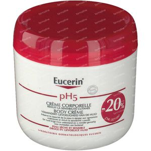 Eucerin pH5 Körpercreme Reduzierter Preis 450 ml