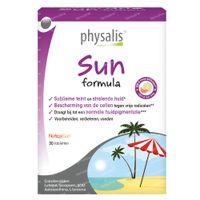 Physalis Sun Formula 30  tabletten