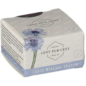 Cent Pur Cent Mineral Pulver Rose Tendre 2 g