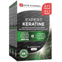 Forté Pharma Expert Keratine 2+1 GRATUIT 80+40  capsules